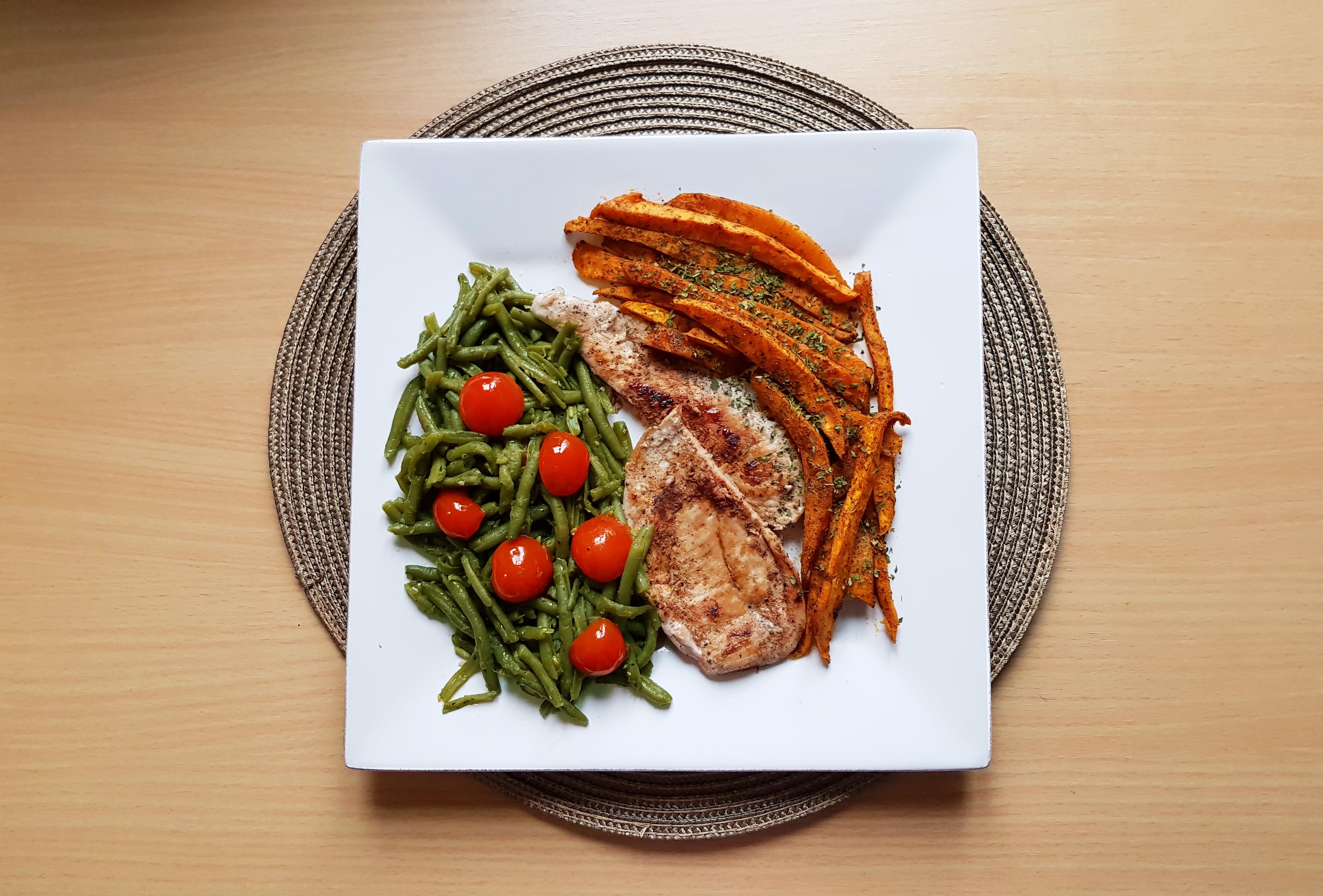 déjeuner healthy