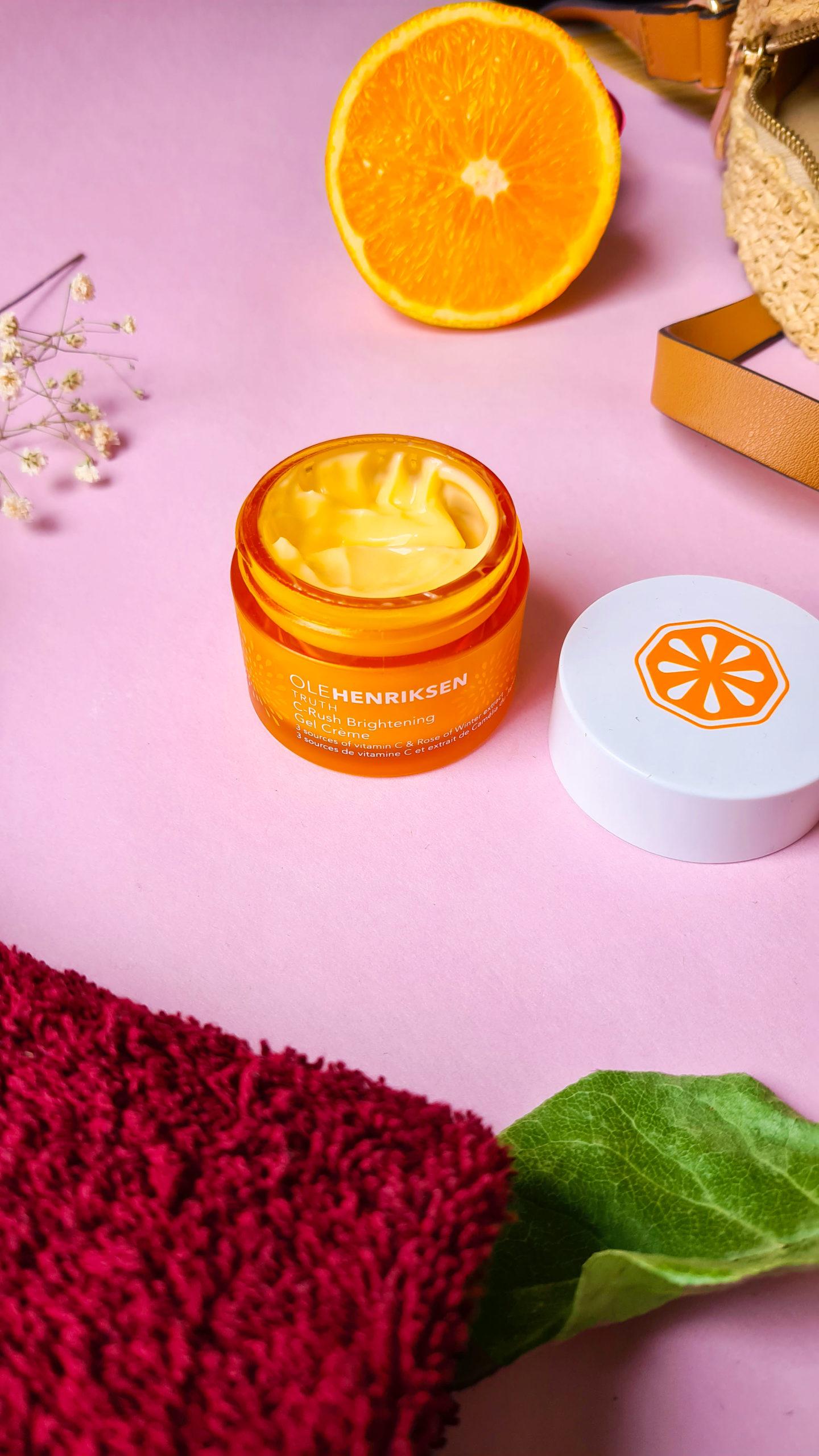 C-Rush Brightening Gel Crème