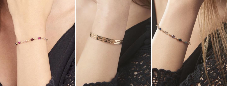 selections bracelets histoire d'or