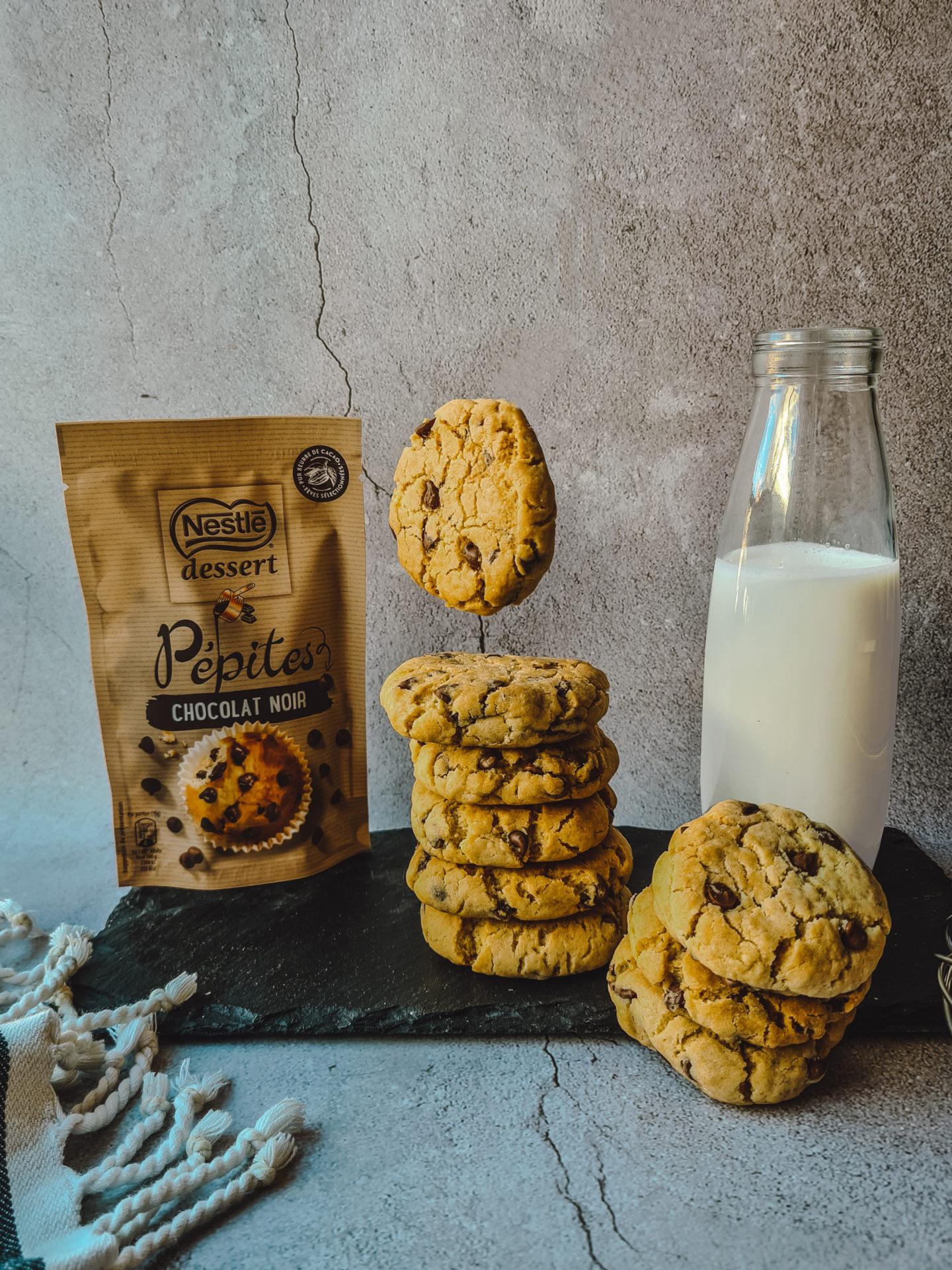 recette de cookies noisettes copie