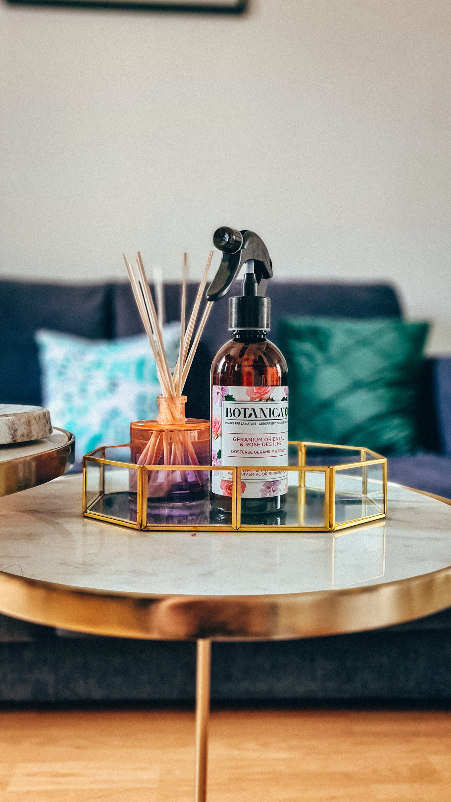 Spray botanica avis